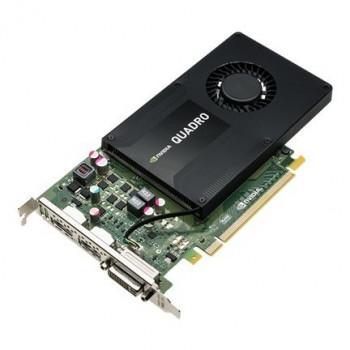 Nvidia Quadro K2200 -grafikkort