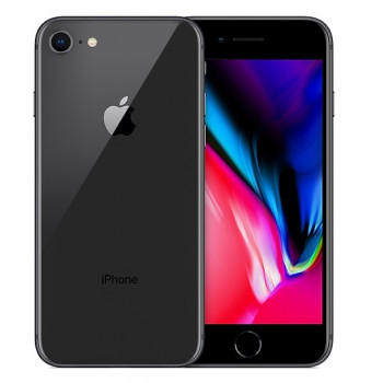 Apple iPhone 8 - 64 GB/B1 Black