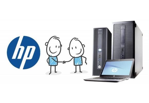 HP är Bytdators bästsäljande varumärke
