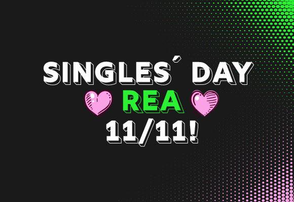 Singles day 11/11