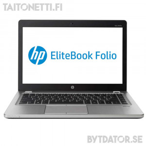 HP Elitebook Folio 9470m i5/8/128SSD/14/W10/A1