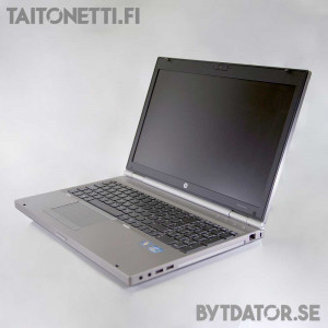 HP Elitebook 8570p i7/8/128SSD/HD7570M/15HD+/W10/A1