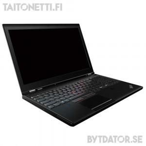 Lenovo Thinkpad P50 i7HQ/16/512SSD/15/4K/M2000M/W10/A1