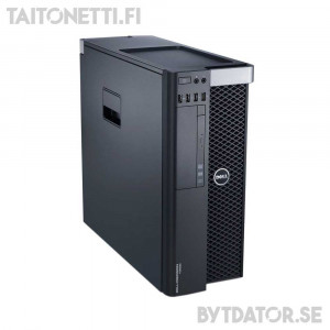 Dell Precision T5810 -Xeon E5-1620 v2/32GB/256SSD/Quadro K2200/Full Tower