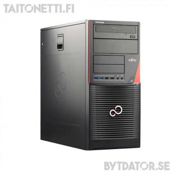 Fujitsu Celsius W530 Xeon E3-1230v3/16/240SSD+500/GTX 1660 6GB/W10/A2