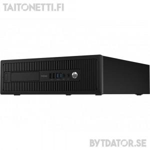 HP ProDesk 600 G1 SFF - G3220/8/120SSD+500/RX550-4GB/W10/A2