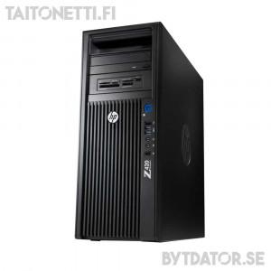 Hp Z420 Xeon E5-1607/8GB/120SSD+1TB/K4000/W10/A1