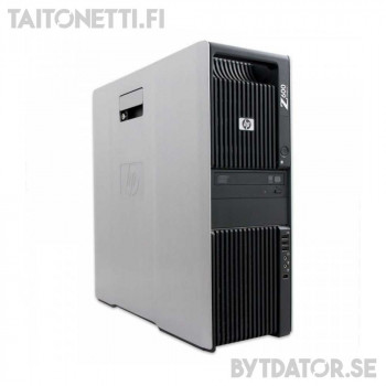 HP Z600 Workstation -  2x Xeon E5620/12GB/500GB/K2000/W10/A2
