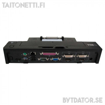 Dell E-Port Plus PRO2X -Dockningsstation (begagnad)