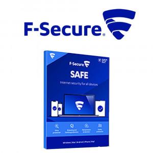 F-Secure SAFE - Licens 1år/1pc