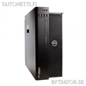 Dell Precision T5810 -Xeon E5-1620 v2/32GB/256SSD/Quadro K2200/A2