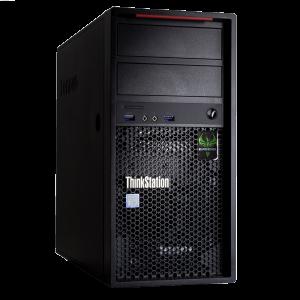 Lenovo ThinkStation P310 - Xeon E3-1245 v5/16/256SSD+2TB/QK2200/W10/A2