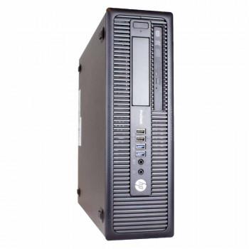 HP ProDesk 600 G1 SFF - i3-4130/8/128SSD/GTX1050/W10/A2