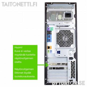 Hp Z440 Xeon E5-1630 v3/16GB/256SSD/QK2200/W10/A2