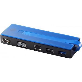 HP USB-C Travel Dock (T0K29UT#ABA)